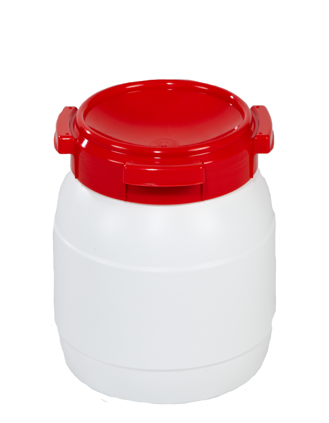 15 Litre Wide Neck Plastic Drum